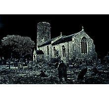 St John the Baptist, Morningthorpe Photographic Print
