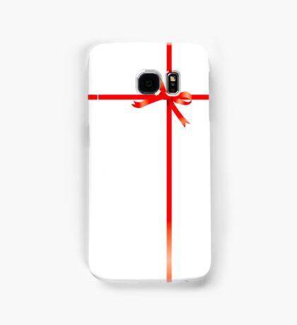 Red Ribbon Samsung Galaxy Case/Skin