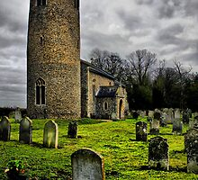 St John the Baptist, Morningthorpe by Darren Burroughs