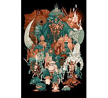 Dark Souls Friends Poster Photographic Print