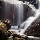 Unknown Waterfall by Robin Whalley