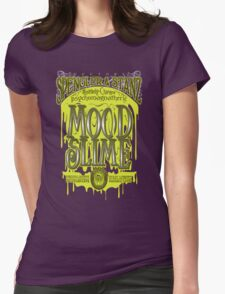 Mood Slime Womens Fitted T-Shirt