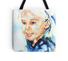 Portrait of lydia Tote Bag