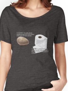 The Rock and The Roll Women's Relaxed Fit T-Shirt