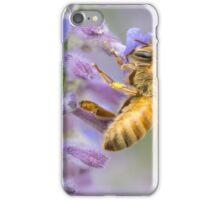 Honeybee on Russian Sage iPhone Case/Skin
