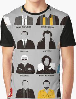 TV series Graphic T-Shirt
