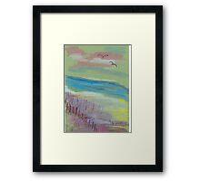 Ocean's View #2 Framed Print