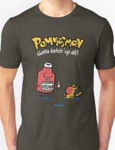 Pommesmon - Gotta ketchup all T-Shirt