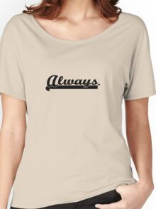 Castle&Beckett - Always Women's Relaxed Fit T-Shirt