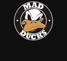 Mad Ducks Logo by Hal Furness