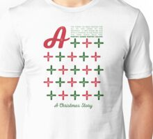 A Christmas Story - A+ Theme Unisex T-Shirt
