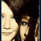 Brown Eyes Blue by AngieBanta