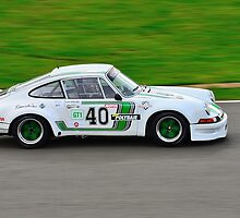 Porsche 911 RS No 40 by Willie Jackson