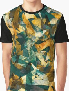 Raw Texture Graphic T-Shirt