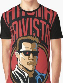 Time Travelers, Series 2 - The Terminator (Alternate 2) Graphic T-Shirt