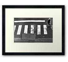 Piano Solo Framed Print