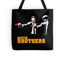 Zapper Brothers Tote Bag