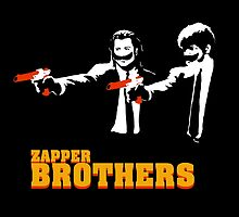 Zapper Brothers by mdmShirts