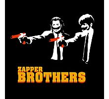 Zapper Brothers Photographic Print