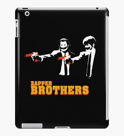 Zapper Brothers iPad Case/Skin