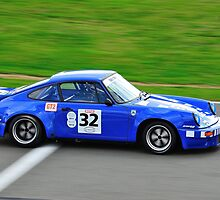 Porsche 911 RS No 32 by Willie Jackson
