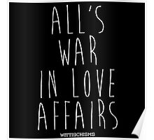All's Fair in Love and War Poster