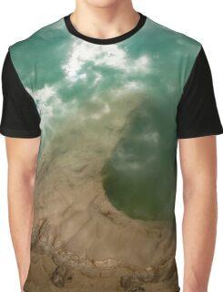The Kicking Horse River Sandbar Graphic T-Shirt