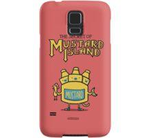 Look behind you, a three-headed mustard! Samsung Galaxy Case/Skin