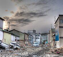 Ishinomaki, Unforgettable Sunset in Tohoku by robinlow