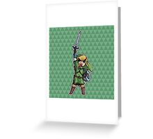 Skyward Waker Greeting Card