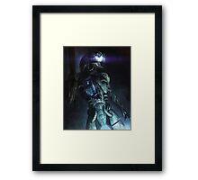 legion Framed Print