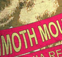Mammoth Mountain California vintage bear Sticker