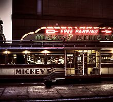 Morning at Mickey's by KBritt