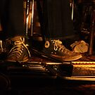 Dirty Sneakers And Chromatic Harmonica by Miku Jules Boris Smeets