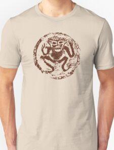 Chinese Zodiac Monkey Abstract Unisex T-Shirt