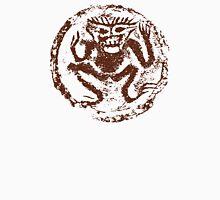 Chinese Zodiac Monkey Abstract T-Shirt