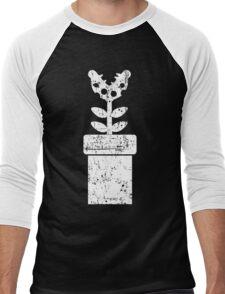 Mario Piranha Plant Men's Baseball ¾ T-Shirt