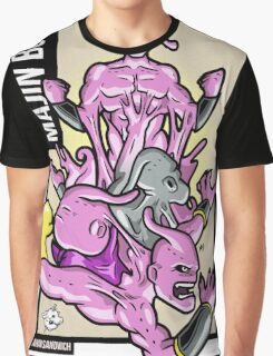 Majin Buu Graphic T-Shirt