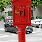Fire Alarm Box © by Ethna Gillespie
