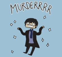 Murderrrr - Color by sherbear