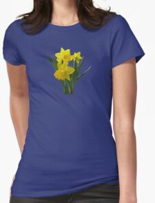 Three Daffodils Standing Guard T-Shirt
