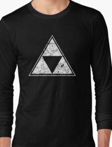 Zelda Triforce Long Sleeve T-Shirt
