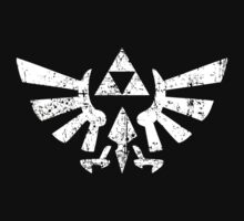Zelda Triforce Symbol One Piece - Short Sleeve