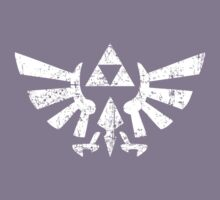 Zelda Triforce Symbol Kids Tee