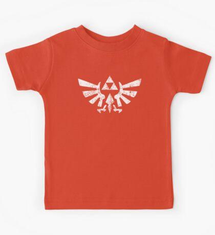 Zelda Triforce Symbol Kids Tee