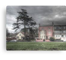 Newbridge House, Sea Mills Lane, Bristol. Canvas Print