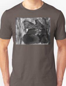 The Dark Horseman Unisex T-Shirt