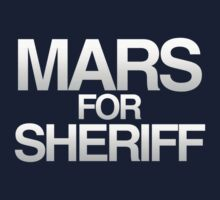 Mars for Sheriff by wellastebu