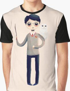 Little Harry Graphic T-Shirt