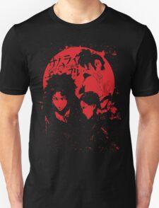 Three Samurai warriors Unisex T-Shirt